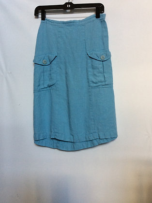 Blue skirt by Flax