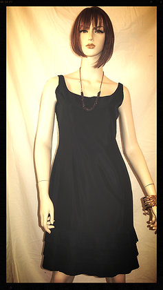 Little black dress by Victor Costa size small