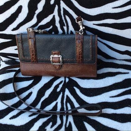 Brighton Leather Purse Wallet