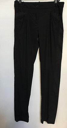 nwt beautiful black french pants