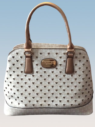White Twinkle Star Brangio Italy Purse