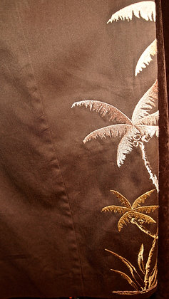 BROWN SIZE 16 TOMMY BAHAMA PANTS