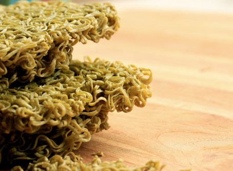 The Invention of Instant Ramen