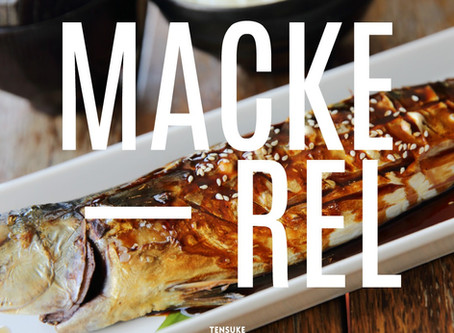Foodie Guide: Mackerel