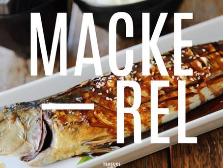 Foodie Guide: Mackerel
