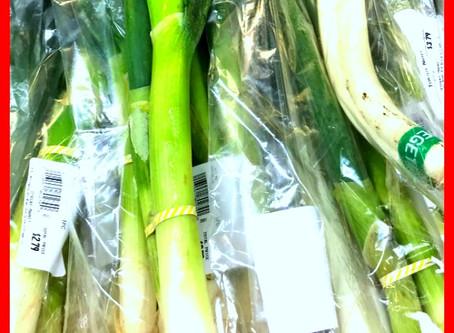 What Are Tokyo Negi Onions?