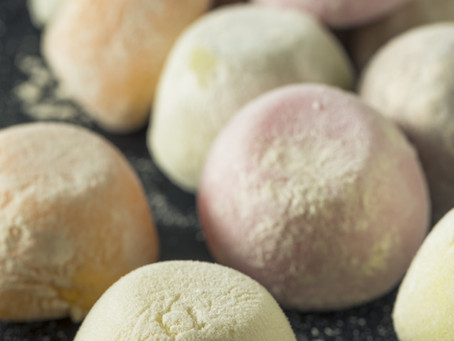 DIY Mochi Ice Cream