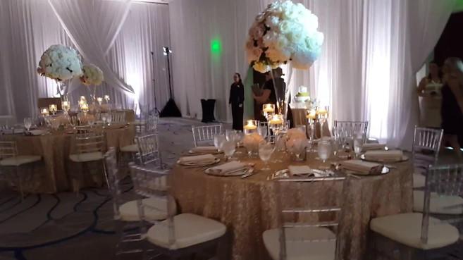 Coconut Point Hyatt wedding.