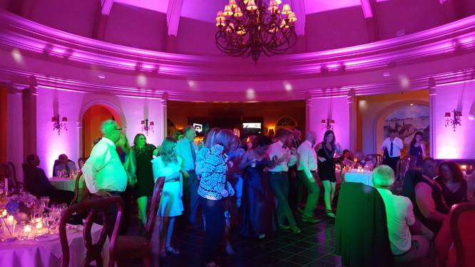 The Club at Renaissance Wedding