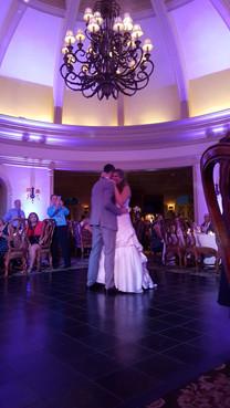 The Club at Renaissance wedding.