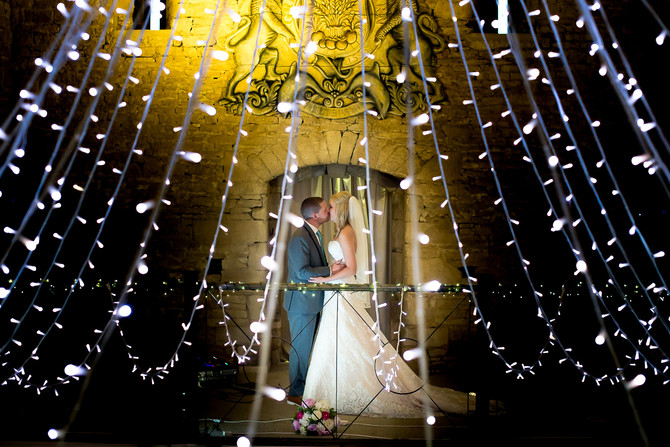 Laura & Alex - Wedding Photography at The Great Tythe Barn, Tetbury