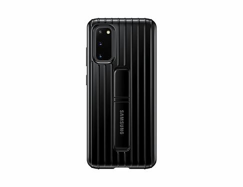 Galaxy S20 için Koruyucu Kılıf - Siyah