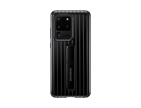 Galaxy S20 Ultra için Koruyucu Kılıf - Siyah