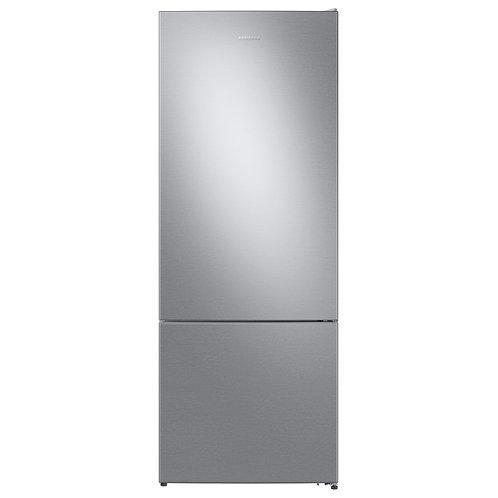 Samsung RB44TS134SA Twin Cooling™ Alttan Donduruculu 490 L Buzdolabı, Gümüş