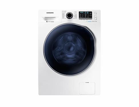 Samsung WD80J5B10AW/AH 8kg/6kg 1400 Devir Kurutmalı Çamaşır Makinesi