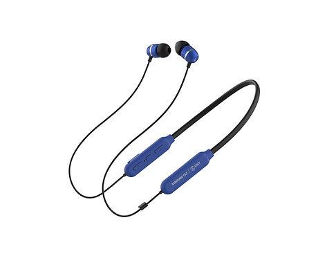 C&T ITFIT A08B Esnek Boyun Bantlı Kablosuz Kulaklık - Mavi