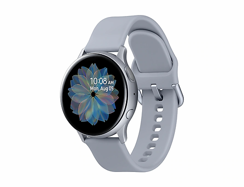 Samsung Galaxy Watch Active2 (40mm) - Aluminyum - Mat Gümüş