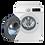 Thumbnail: Samsung WD10N644R2W/AH 10kg/6kg AddWash 1400 Devir Kurutmalı Çamaşır Makinesi