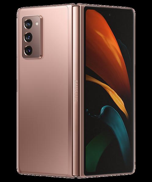 Samsung Galaxy Z Fold2 - Mystic Bronze