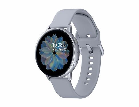 Samsung Galaxy Watch Active2 (44mm) - Aluminyum - Mat Gümüş