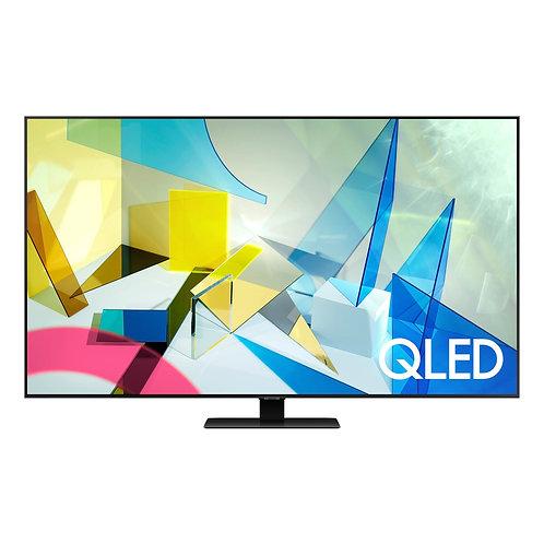 SAMSUNG QE55Q80TATXTK 55'' 4K QLED TV (2020)