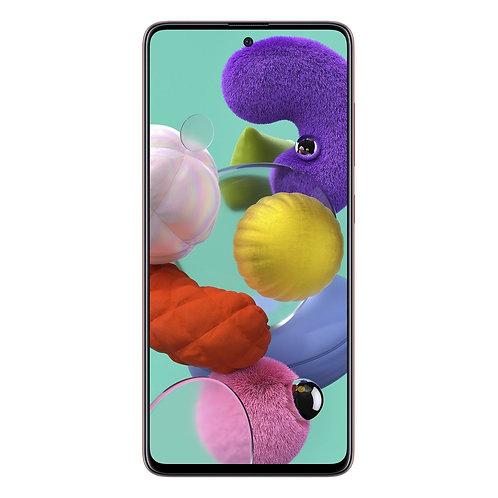 Samsung Galaxy A51 128GB (Çift SIM) - Prizma Pembe