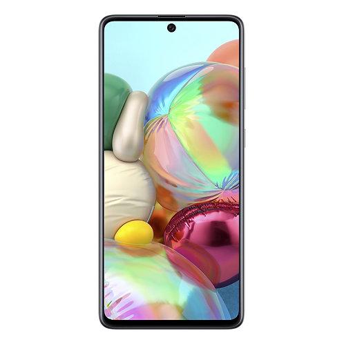 Samsung Galaxy A71 128GB (Çift SIM) - Prizma Gümüş