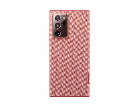 Galaxy Note20 Ultra için Kvadrat Kılıf - Kırmızı