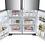 Thumbnail: Samsung RF85K90127F Triple Cooling™ Teknolojili Gardırop Tipi 850L Buzdolabı