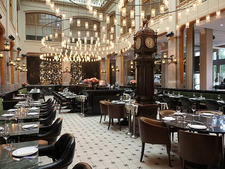 The Duchess, Amsterdam - A Modernist Delivery of a Royal Supper, Served with Magic and Elegance