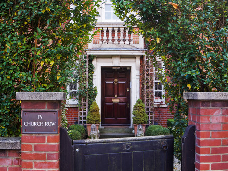 Hampstead Homes : A Selection of the Country's Finest Architecture