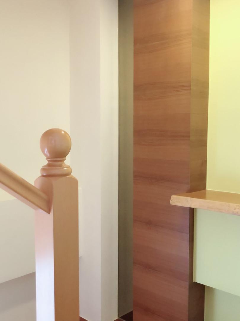 貼皮板材 - 牆柱