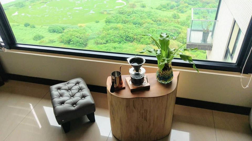 香杉下午茶桌