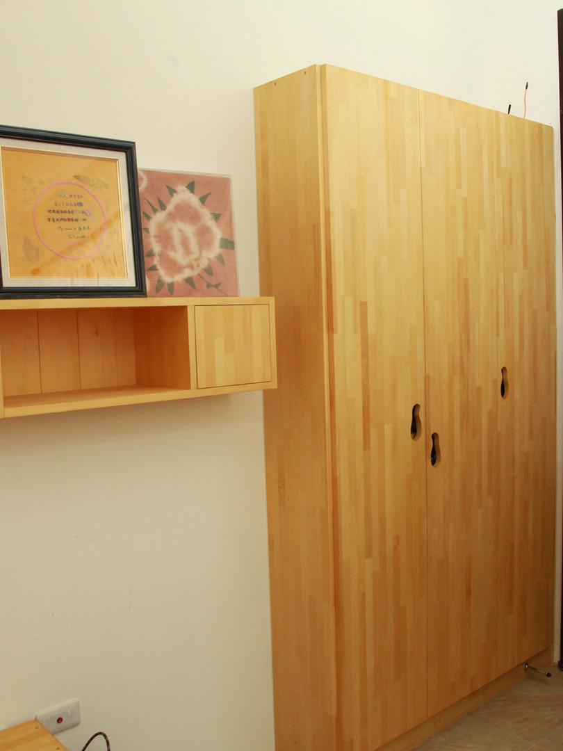 黃檜收納櫃