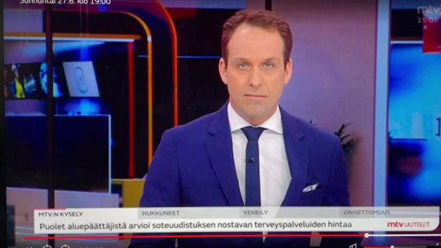 MTV3 Kasvivärjäys tuo työtä suomalaisille maatiloille