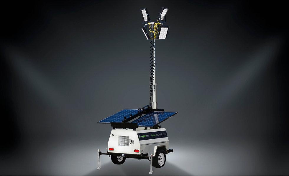 SolarHybrid.Li™ Light Tower