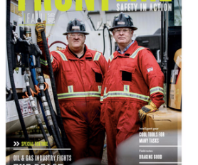 Frontline - Safety in Action: Fall 2016      Oil & Gas Industry Fights The Beast