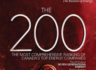 "Horizon Oilfield Solutions proud to announce first ever inclusion in ""The 200"""