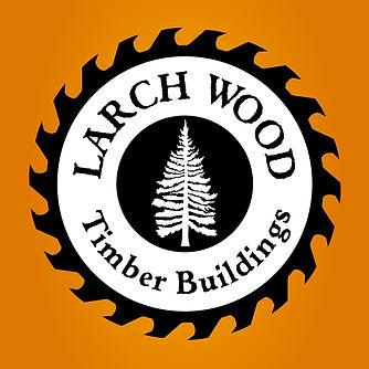 larch wood-logo-final-orange background-