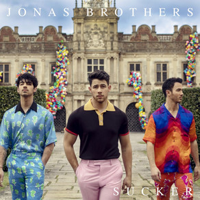 The Jonas Brothers make a comeback with 'Sucker'