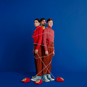 Two Door Cinema Club returns with new single 'Talk'