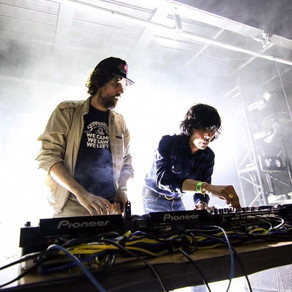 Justice preforms surprise DJ set at SXSW
