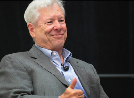 Nobel-winner Richard Thaler's theories are helping these funds beat their benchmarks