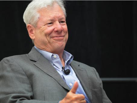 """Investors make mistakes."" - Dr. Richard Thaler, Principal at Fuller & Thaler"