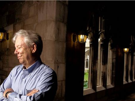 Fuller & Thaler Founder, Richard Thaler on Bloomberg TV