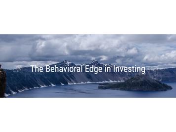 The Behavioral Edge in Investing
