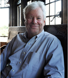 Nobel Prize winner Thaler helps run a fund that's nearly doubled the S&P since the bull market b