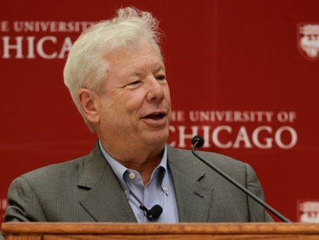 """Fred Stanske uses the insights of Nobel winner Richard Thaler, the 'father of behavioral finance,"""