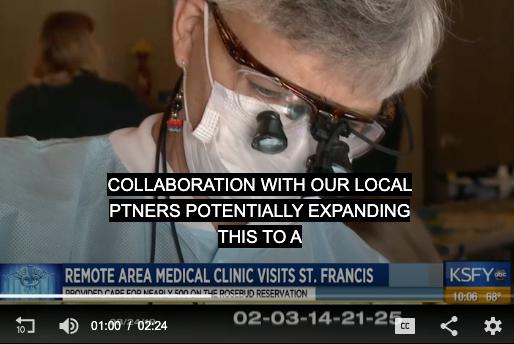 SFM & RAM Clinic Makes News!