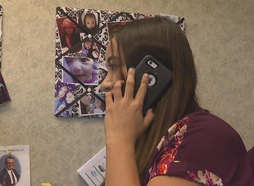 Rosebud's suicide hotline makes a difference on the reservation